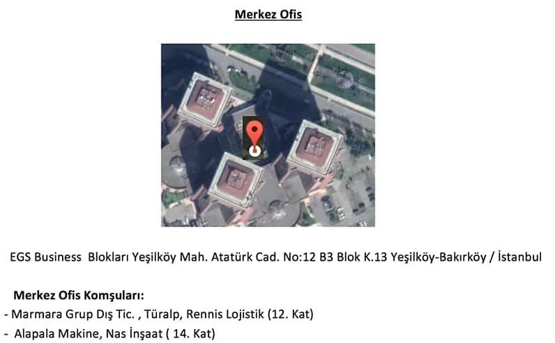 betakimya-merkez-ofis